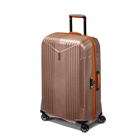 "Hartmann 7R X-Large 32"" Spinner Suitcase, Hardsided Rolling Luggage in Rose Gold"