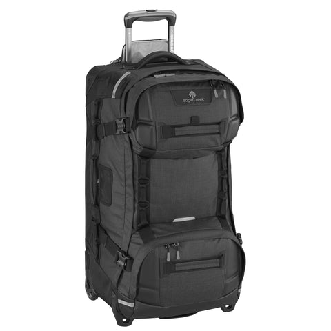 Eagle Creek ORV 2-Wheel Duffel Bag, 30-Inch, Asphalt Black