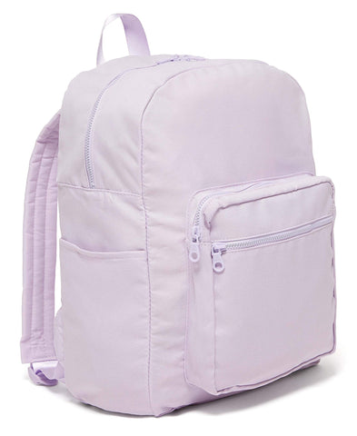 ban.do Go-Go Backpack with Computer Sleeve, Fits Up to 15 inch Laptop, Lilac