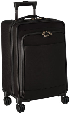 Hartmann Intensity Belting Carry On Expandable Spinner, Black, One Size