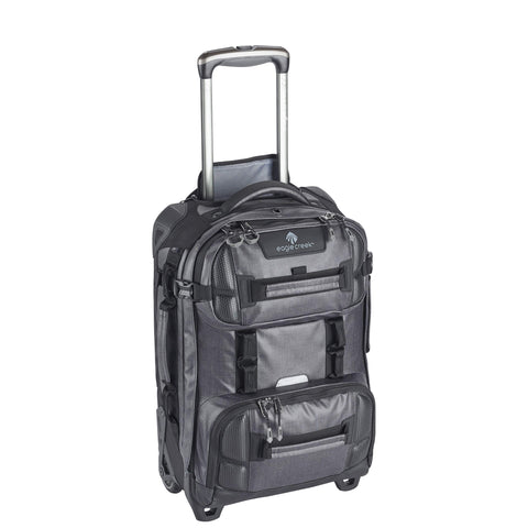 Eagle Creek ORV 2-Wheel Carry-On Rolling Duffel, Asphalt Black