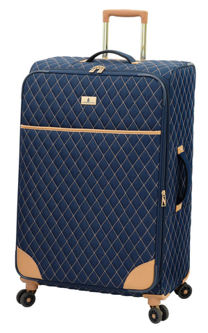 "London Fog Queensbury 28"" Spinner, Navy"