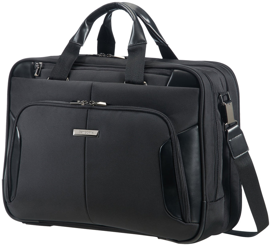 Samsonite Case 08N09008 15,6'' XBR 3C exp. comp, Pock, tblt, doc, topload, Black