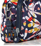 Kipling Women's Myrte Crossbody Bag, retro FLORAL, One Size