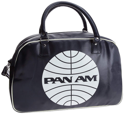 Pan Am Men'S Explorer Bag, Blue, Large