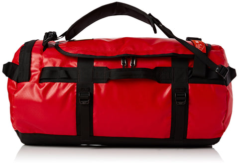 The North Face Base Camp Duffel,  TNF Red / Black, One Size