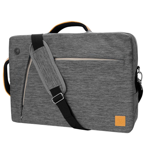 Vangoddy Slate 3 in 1 Hybrid Universal Laptop Carrying Bag, Size 13.3 inch, Cloudy Gray