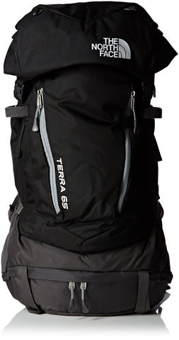 The North Face Terra 65, TNF Black/Asphalt Grey, SM/MD