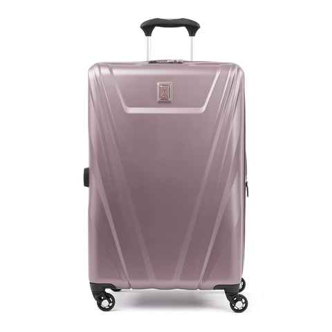 Travelpro Expandable Checked-Medium, Dusty Rose