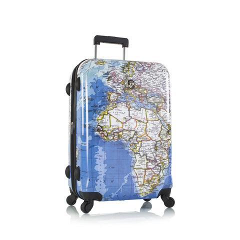 "Heys America Explore 26"" Spinner - Maps"
