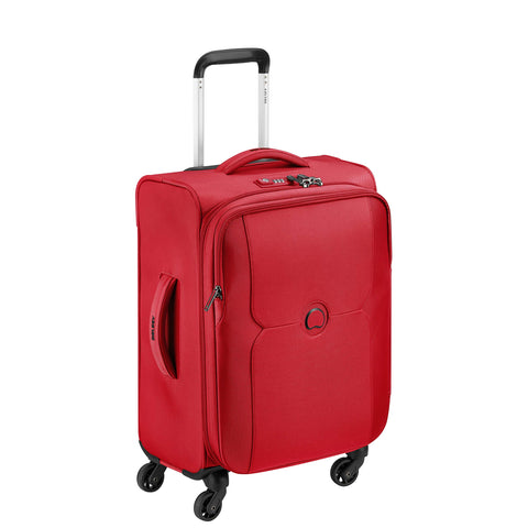 Delsey Suitcase, Red (Rouge)