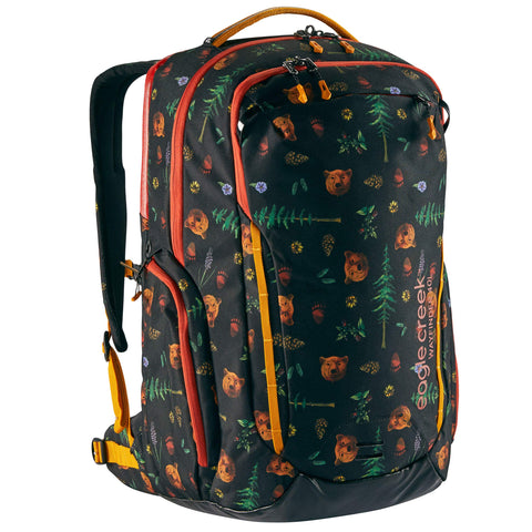 Eagle Creek Unisex-Adult's Wayfinder Backpack, Golden State Print, 40L