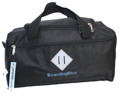 BoardingBlue United and American Airlines Free Personal Item Under Seat
