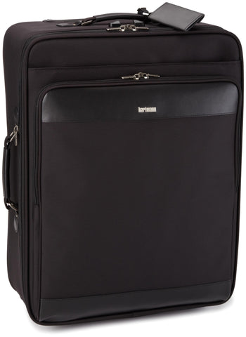 Hartmann Luggage 502-3540 Intensity 24 Inch Expandable Mobile Traveler, Black