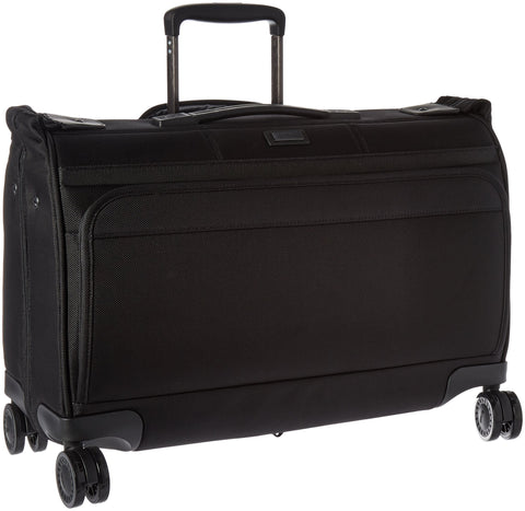 Hartmann Ratio Carry On Glider Garment Bag True Black