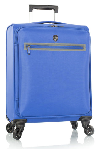 Heys America Hi-Tech Xero The World's Lightest 21 Inch Spinner Carry On Luggage (Blue)