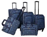 American Flyer Astor 5-Piece Spinner Luggage Set, One Size