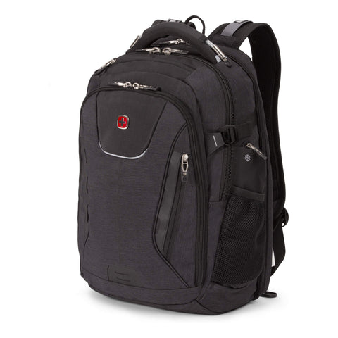 SWISSGEAR 5358 USB Scansmart Backpack - Gray Heather