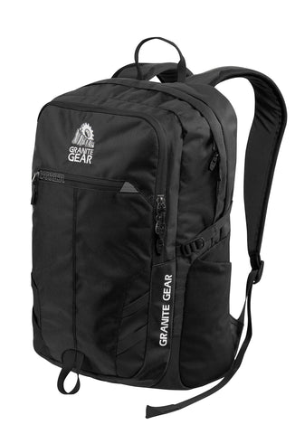 Granite Gear Misquah Backpack, Black, 1775 Cubic Inch