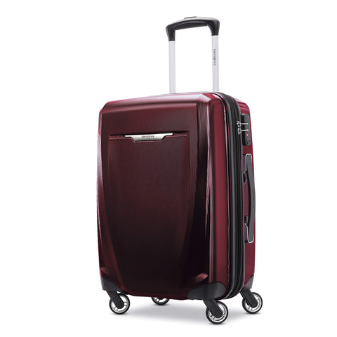 Samsonite Carry-On, Burgundy