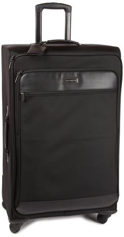 Hartmann Luggage Intensity 30 Inch Mobile Traveler Spinner Suitcase, Black