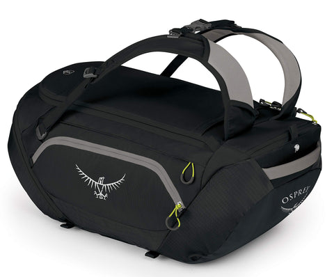 Osprey Packs Snowkit Duffel Bag, Anthracite Black, One Size