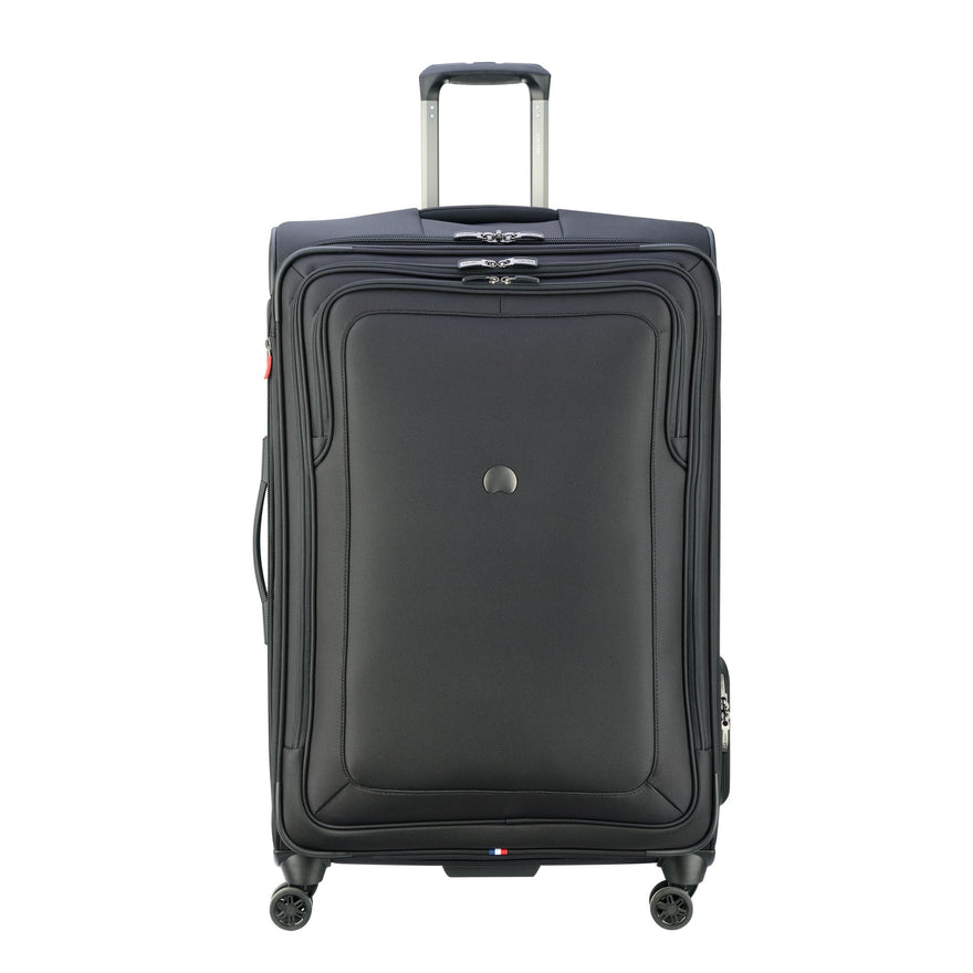 "DELSEY Paris Cruise Lite Softside 29"" Exp. Spinner Suiter Trolley, BLACK"