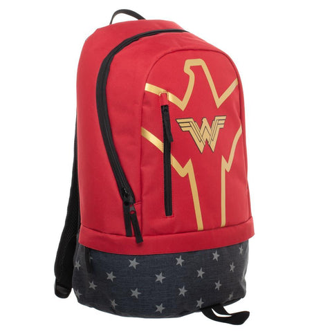 Wonder Woman Backpack Wonder Woman Accessory Wonder Woman Gift - Dc Comics Backpack Wonder Woman
