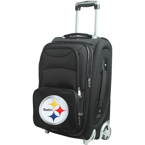 Mojo Sports Luggage 21in 2 Wheeled Carry On - AFC North