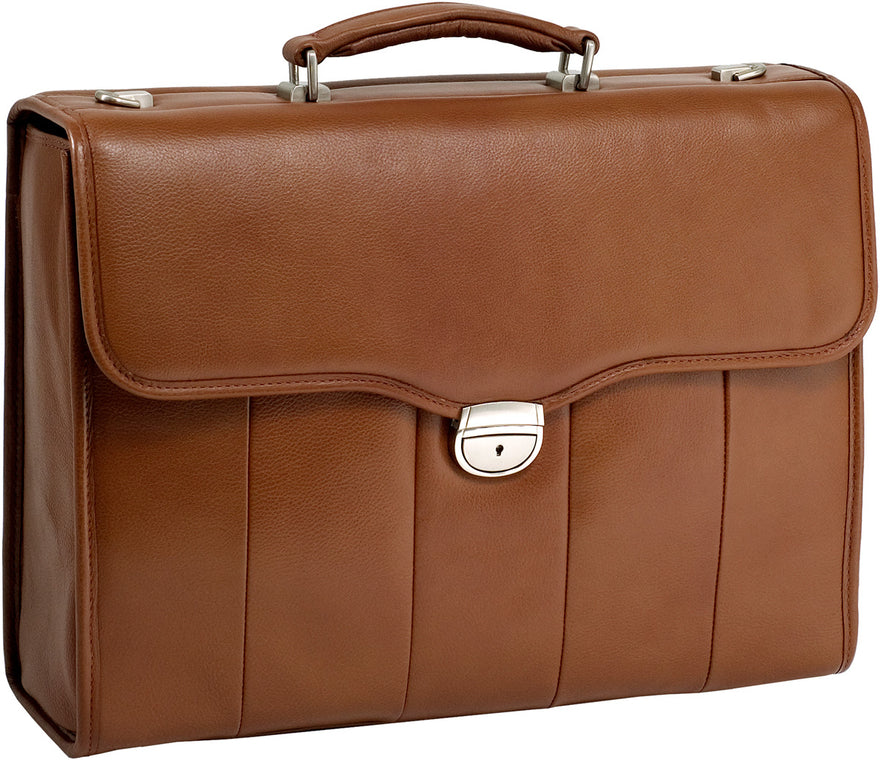 McKlein i Series North Park Leather Executive Briefcase