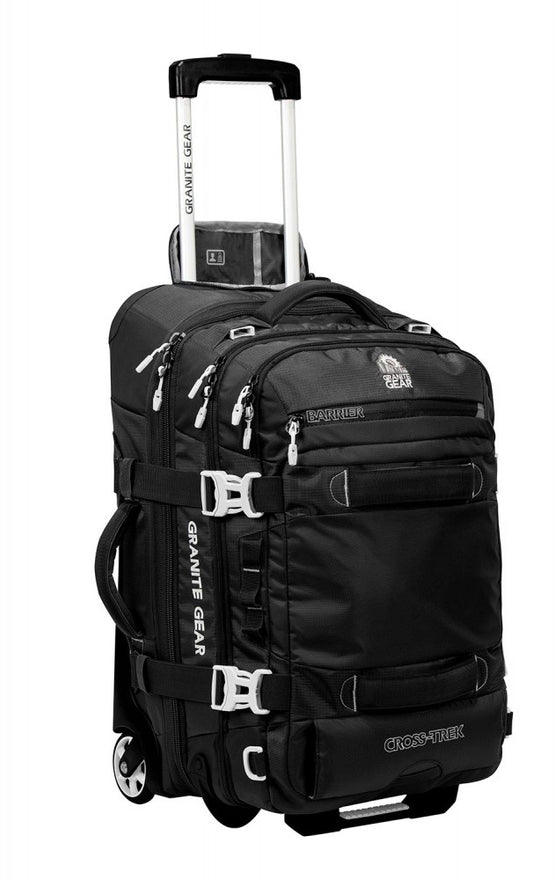 Granite Gear Cross Trek 22in Wheeled Carry On Duffel