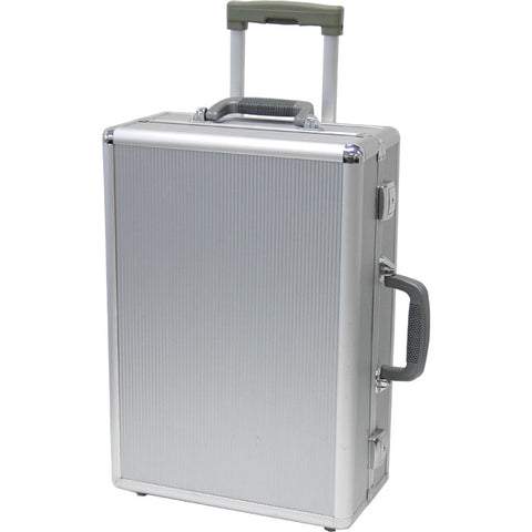 T.Z. Case Business Cases Aluminum Padded Carry On