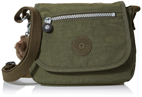 Kipling Women's Sabian Crossbody Minibag Bag, Jaded Green Rm, One Size