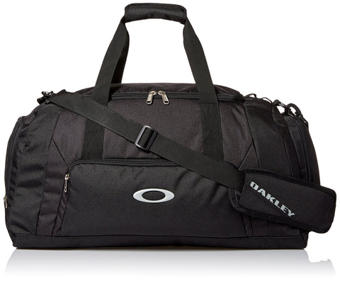 "Oakley Men's Gym to Street Small Duffel, Black (23""Lx12""Dx10.5""H)"
