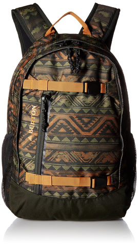 Burton Multi-Season Kids' Day Hiker 20L Hiking/Backcountry Backpack , Resin Chimayo Remix