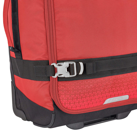 Eagle Creek Expanse Wheeled Duffel Int Carry-Onn Volcano Red