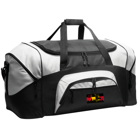 Spain - Travel Experts Colorblock Sport Duffel