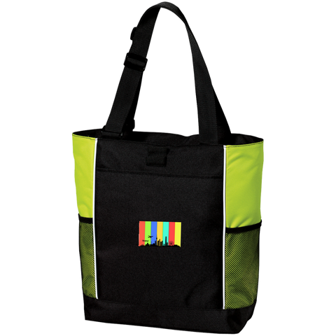 Beijing Travel - Luggage Factory  Zipper Tote Bag