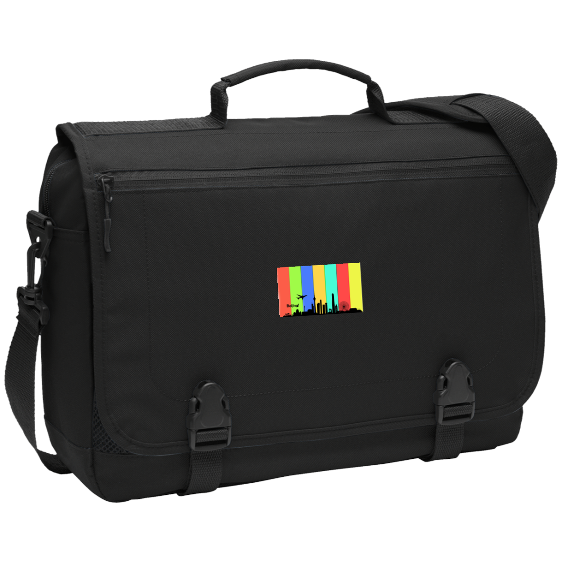 Beijing Travel - Luggage Factory  Messenger Briefcase
