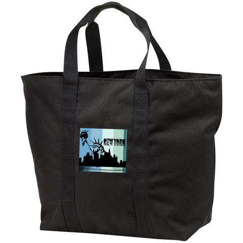 New York New York - Travel experts - All Purpose Tote Bag