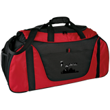 New York New York - Travel Experts  Medium Color Block Gear Bag