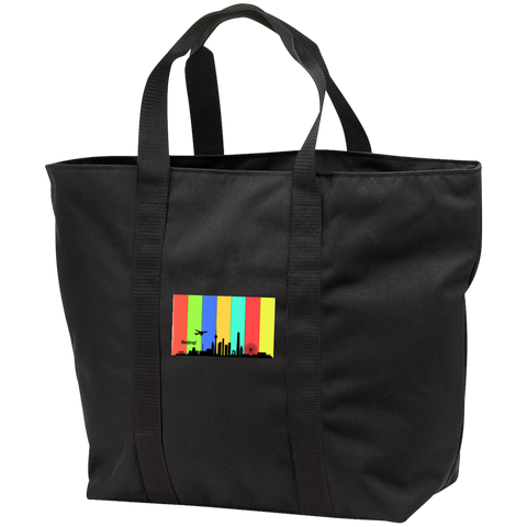 Beijing Travel - Luggage Factory All Purpose Tote Bag