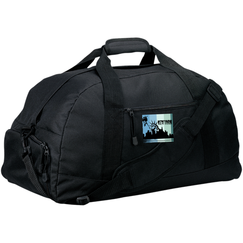 New York New York - Travel Experts Large-Sized Duffel Bag