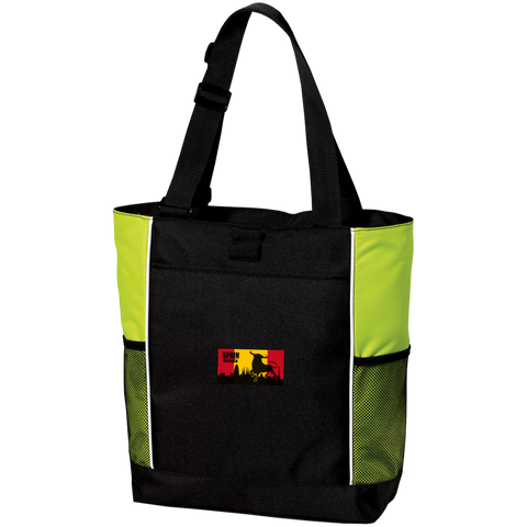 Spain - Travel Experts Zipper Tote Bag