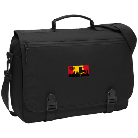 Spain - Travel Experts Messenger Briefcase