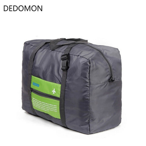 Men WaterProof Travel Bag For Suit Nylon Large Capacity Women Bag Foldable Travel Bags Hand Luggage