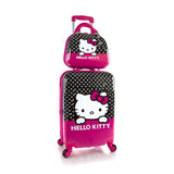 Heys Hello Kitty 2 Piece Spinner Luggage Set