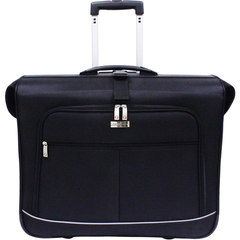 Traveler's Choice Vienna 44in Traditional Rolling Garment Bag