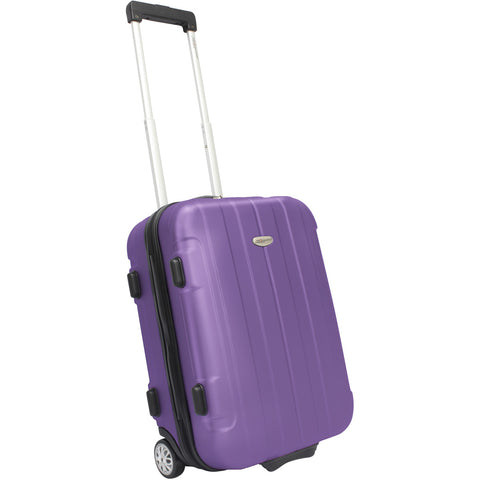 Traveler's Choice Rome 21in Hardside Carry On Upright