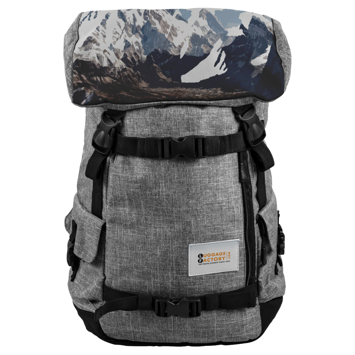 Himalaya Mt. Everest Travel Backpack